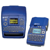 Brady BMP51 and BMP71 handheld label printers
