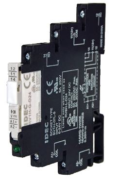 IDEC Compact HG1G series operator interface